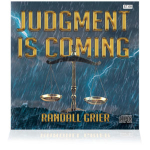 Judgment Is Coming (Single CD)