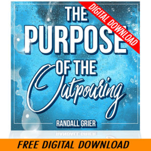 The Purpose of the Outpouring (Single MP3 Download)