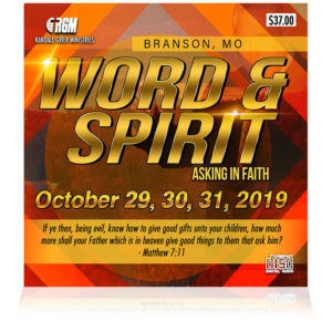 Word & Spirit: Asking In Faith (5-CD Series)