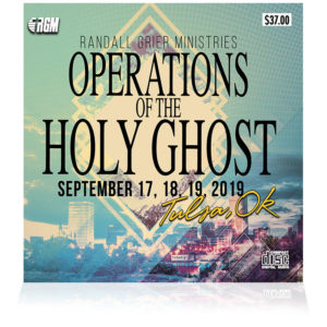 Operations of the Holy Ghost 2019 (5-CD Series)