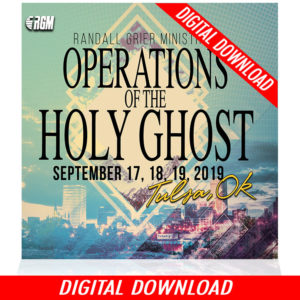 Operations of the Holy Ghost 2019 (5-MP3 Download)