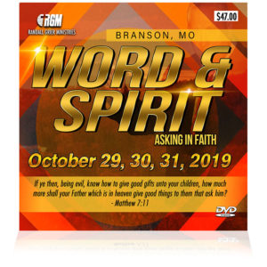 Word & Spirit: Asking In Faith (5-DVD Series)
