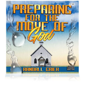Preparing For The Move Of God (Single CD)