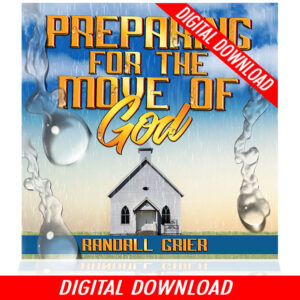 Preparing For The Move Of God (Single MP3 Download)