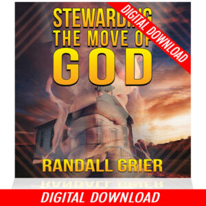 Stewarding The Move of God (4-MP3 DOWNLOAD)