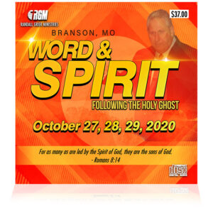 Word & Spirit: Following The Holy Ghost (6-CD Series)