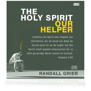 The Holy Spirit Our Helper (2-CD Series)