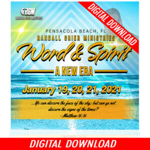 Word & Spirit: A New Era (5-MP3 DOWNLOAD)