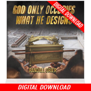 God Only Occupies What He Designs (SINGLE-MP3 DOWNLOAD)