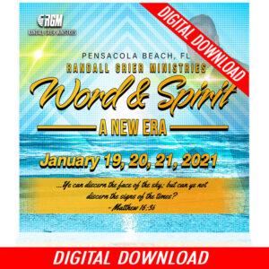 Word & Spirit: A New Era (5-MP3 DOWNLOAD)